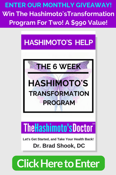 The Hashimoto's Transformation Program Giveaway