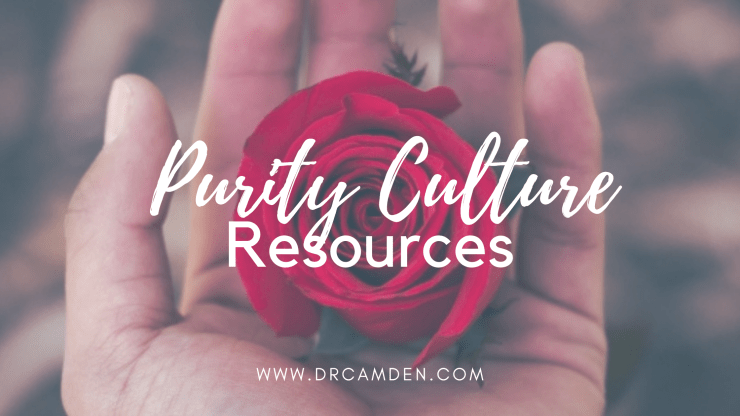 purity culture resources