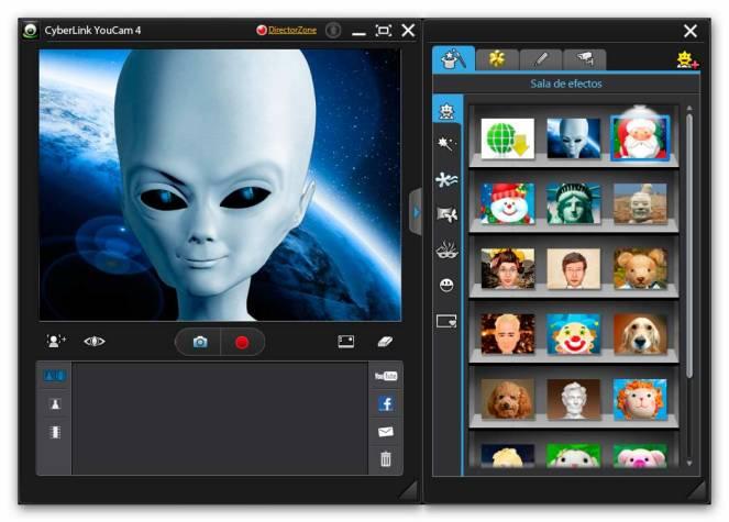 CyberLink YouCam v4.0.0913 Deluxe (Multilenguaje)2