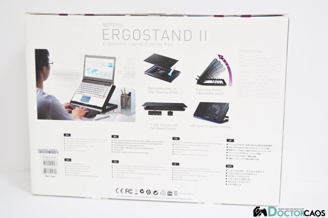 Cooler Master Notepal Ergostand 2  (2)