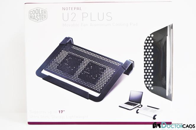 Cooler Master Notepal U2 Plus (1)