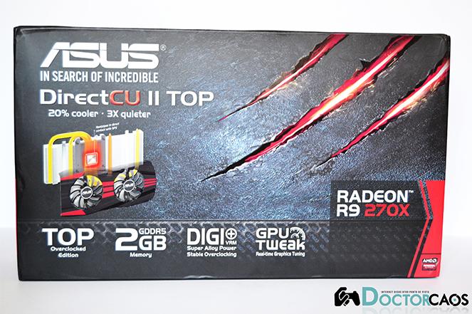ASUS DirectCU II TOP Radeon R9 270X (1)
