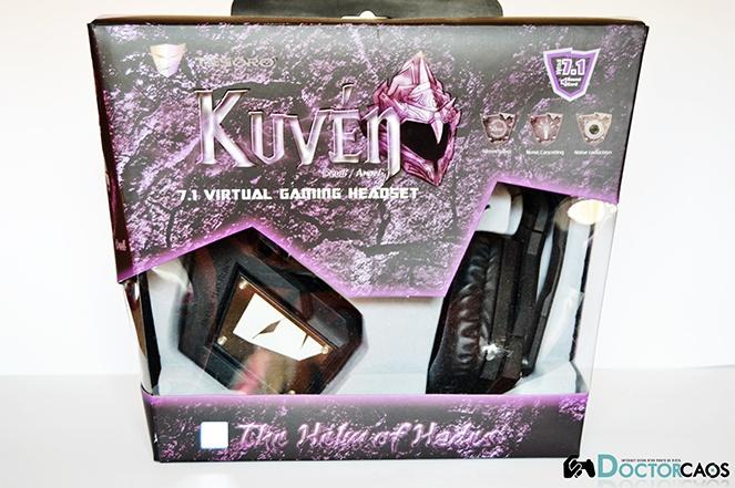 Tesoro Kuvén Virtual 7.1 Gaming Headset  (1)