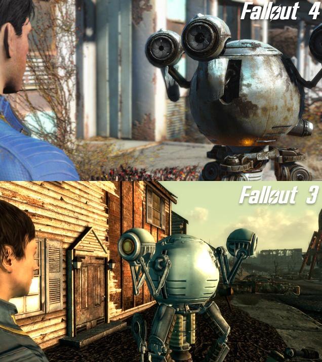 fallout 3 vs fallout 4
