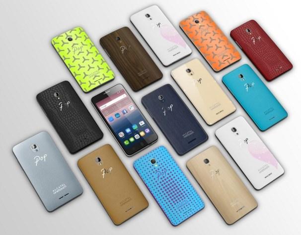 smartphone gama media