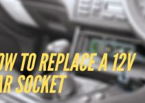How to Replace a 12v Car Socket