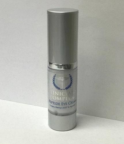 Clinician Complex Peptide Eye Cream