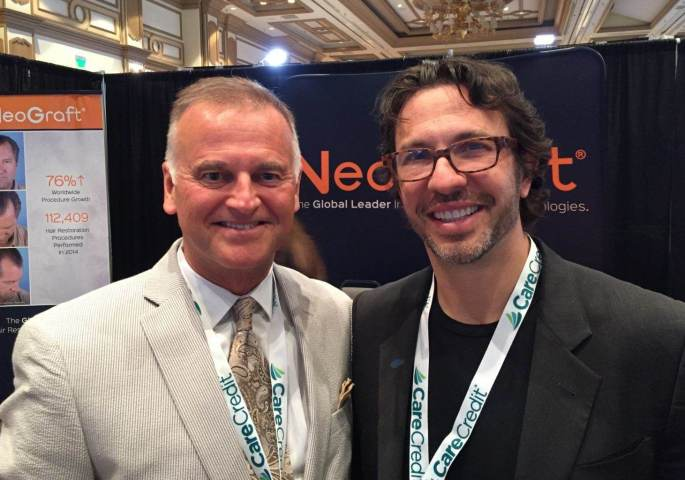 Drs. Greg Chernoff and Andrew Jacono attend the 12th Annual Vegas Cosmetic Surgery and Aesthetic Dermatology Multi-Specialty Symposium June 8-12, 2016 in Las Vegas.