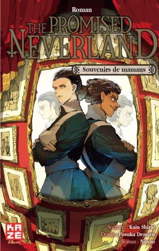 The promised neverland,isabella,soeur krone,emna,roman,light novel,spin-off