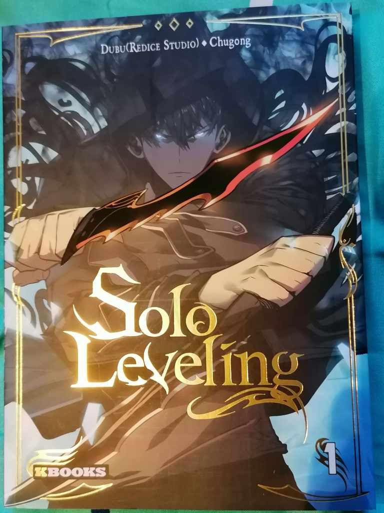 solo leveling tome 1