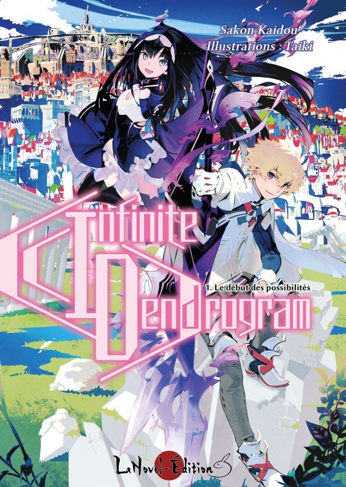 infinite dendrogram vol 1