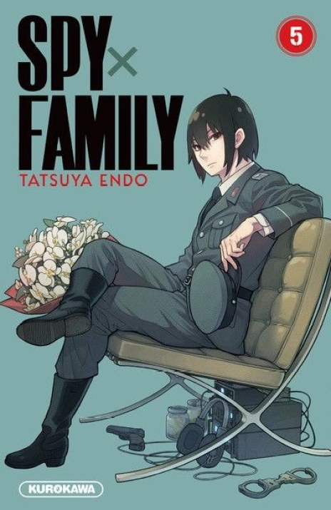 spy family t5