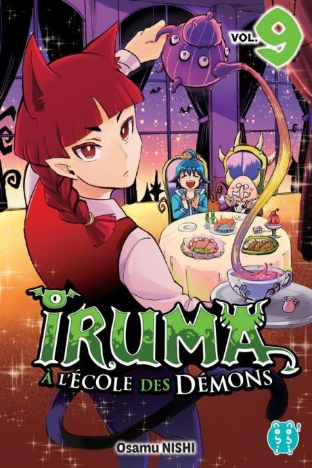 iruma a l ecole des demons t9
