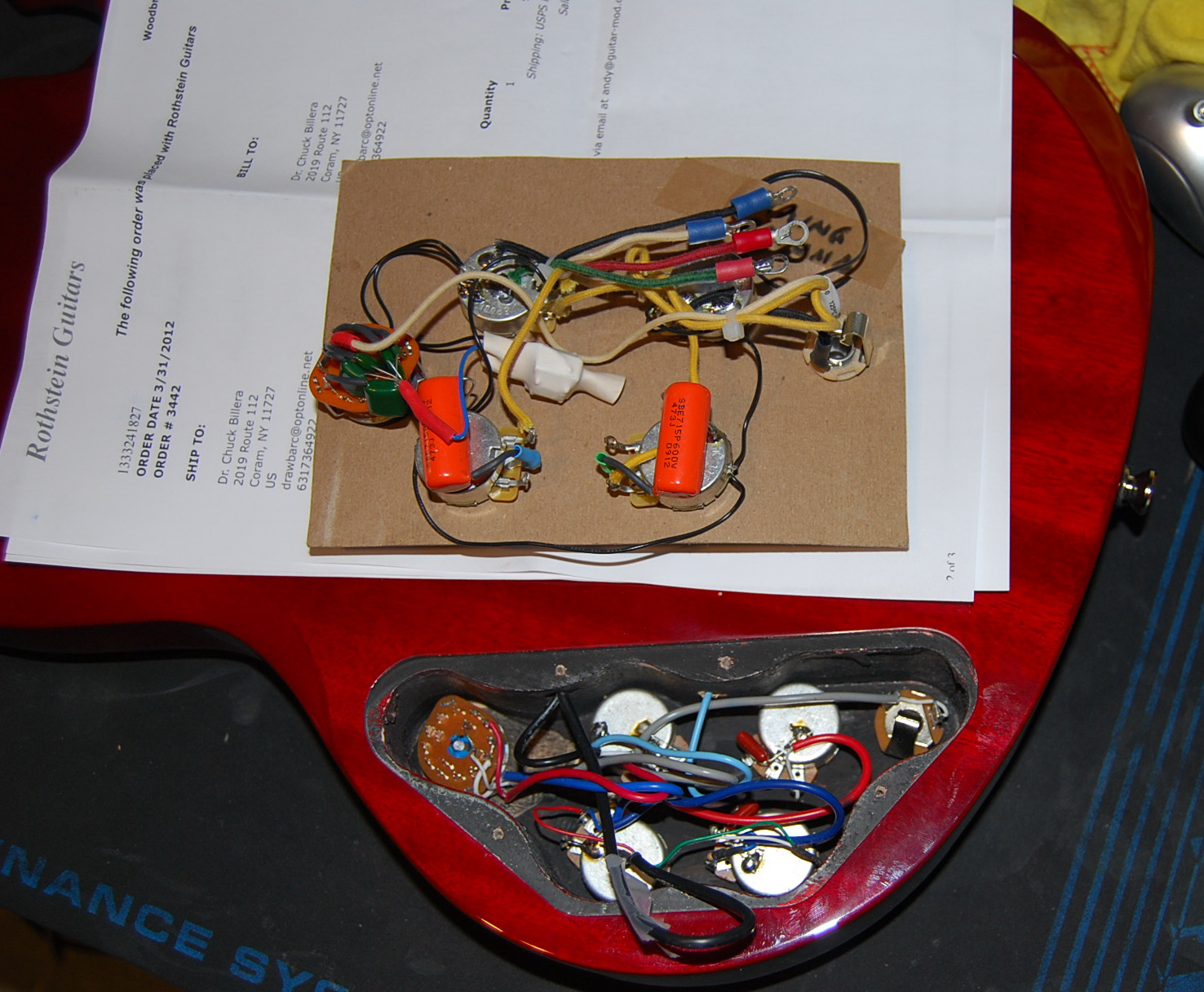 hight resolution of epiphone eb3 wiring