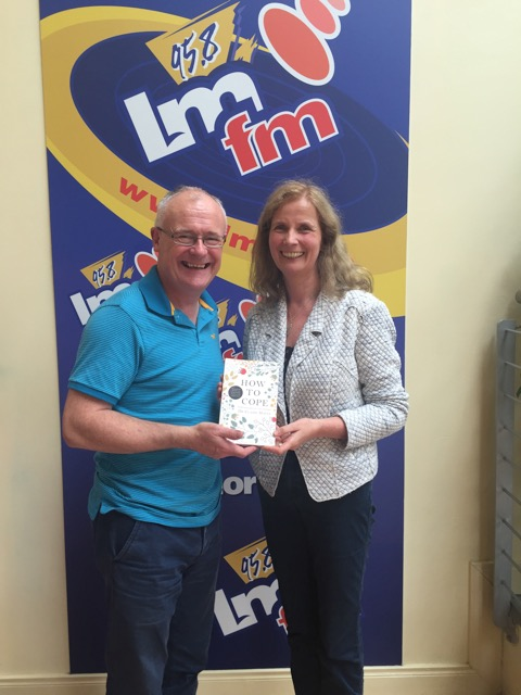 Claire Hayes Gerry Kelly Interview LMFM