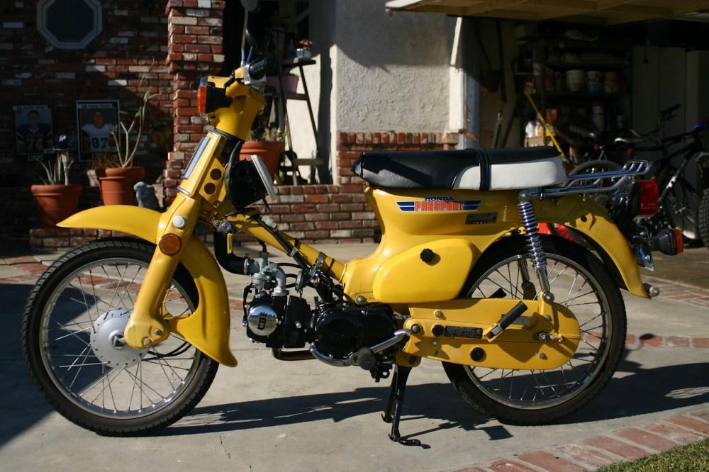 medium resolution of very successful lifan 125cc swap into 1981 honda c70 passport lifan pit bike wiring harness conversion