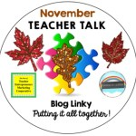 November Teacher Talk
