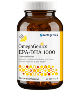 Fish Oil for Health from Metagenics