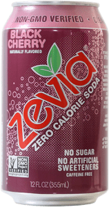 Zevia Black Cherry