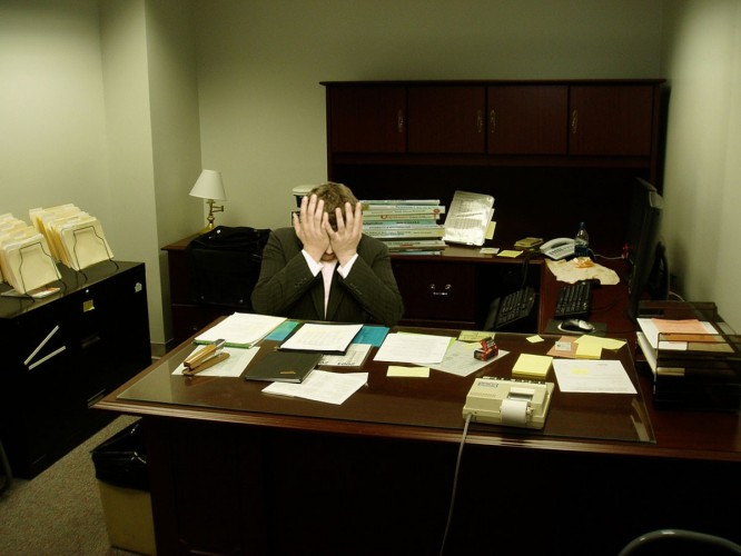 How to channel your frustration at work—the right way