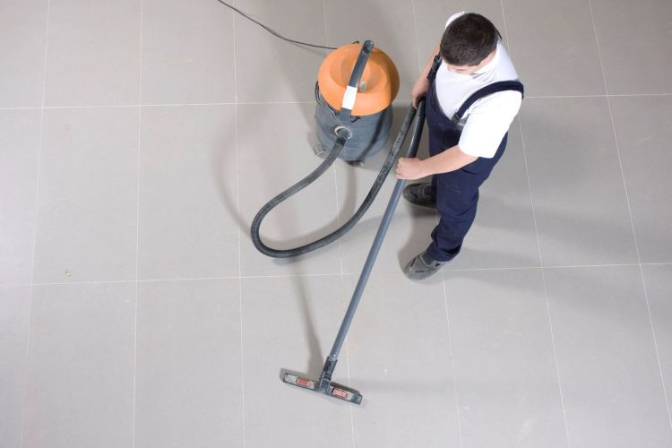 Commercial office cleaning in Houston