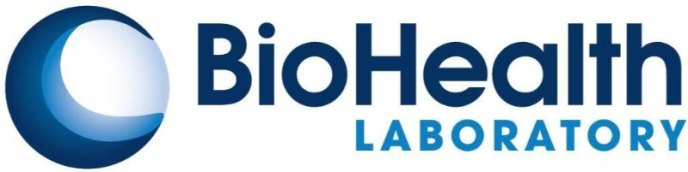 logo of bio Health laboratories