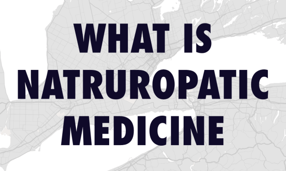 page title image for What is Naturopathic medicine