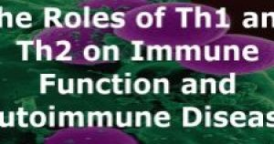 title page for immune function