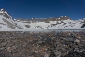 Wall and Snowdrift Lake