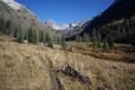 Upper Lake Creek peaks