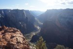 Down-canyon from Observation