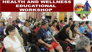 Wellness Workshop, South Texas