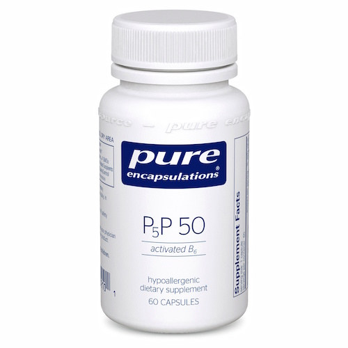 P5P 50 (Activated B6)