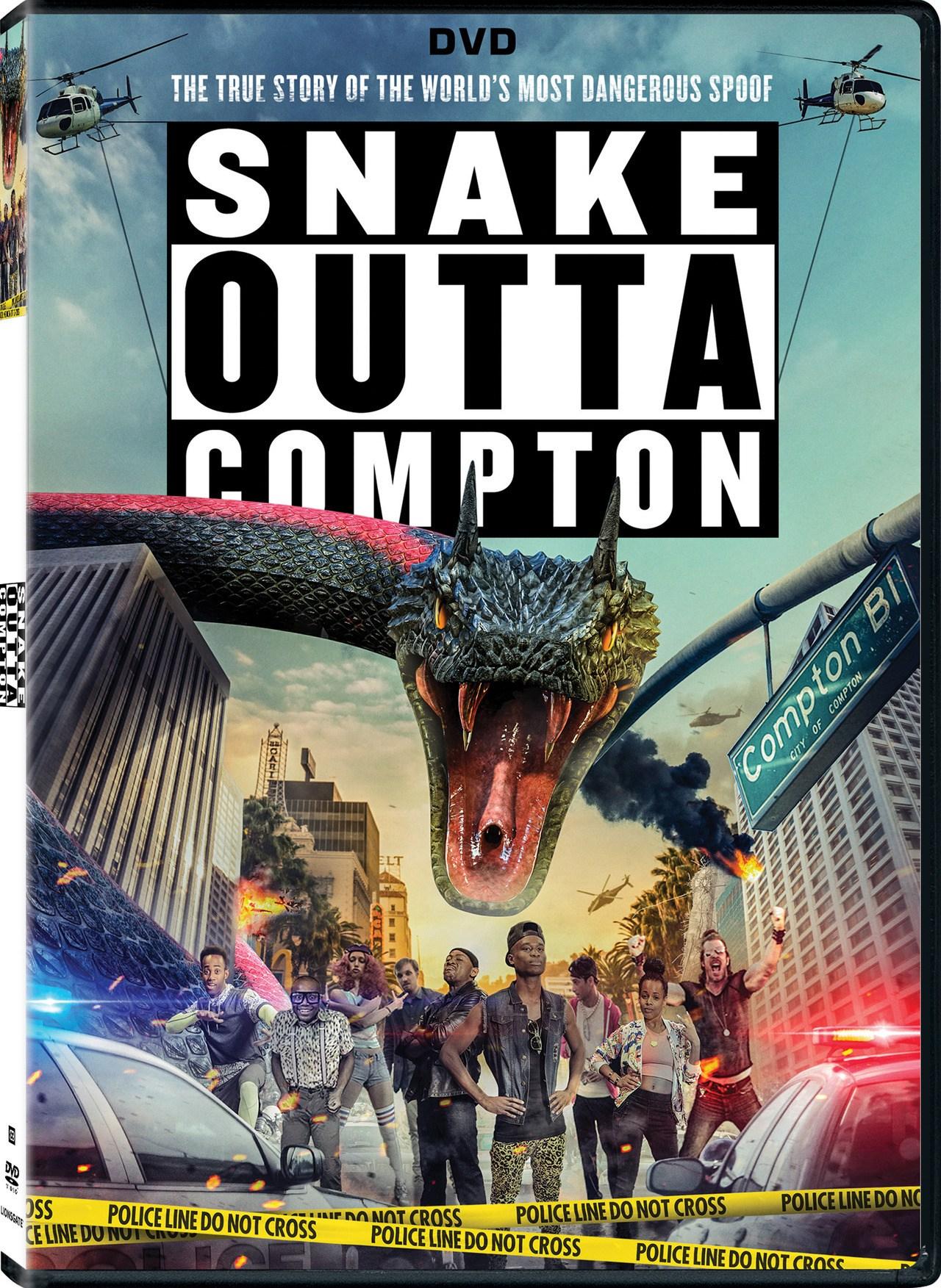 《康普頓有蛇》DVD預計10月出洞 - DreadCentral