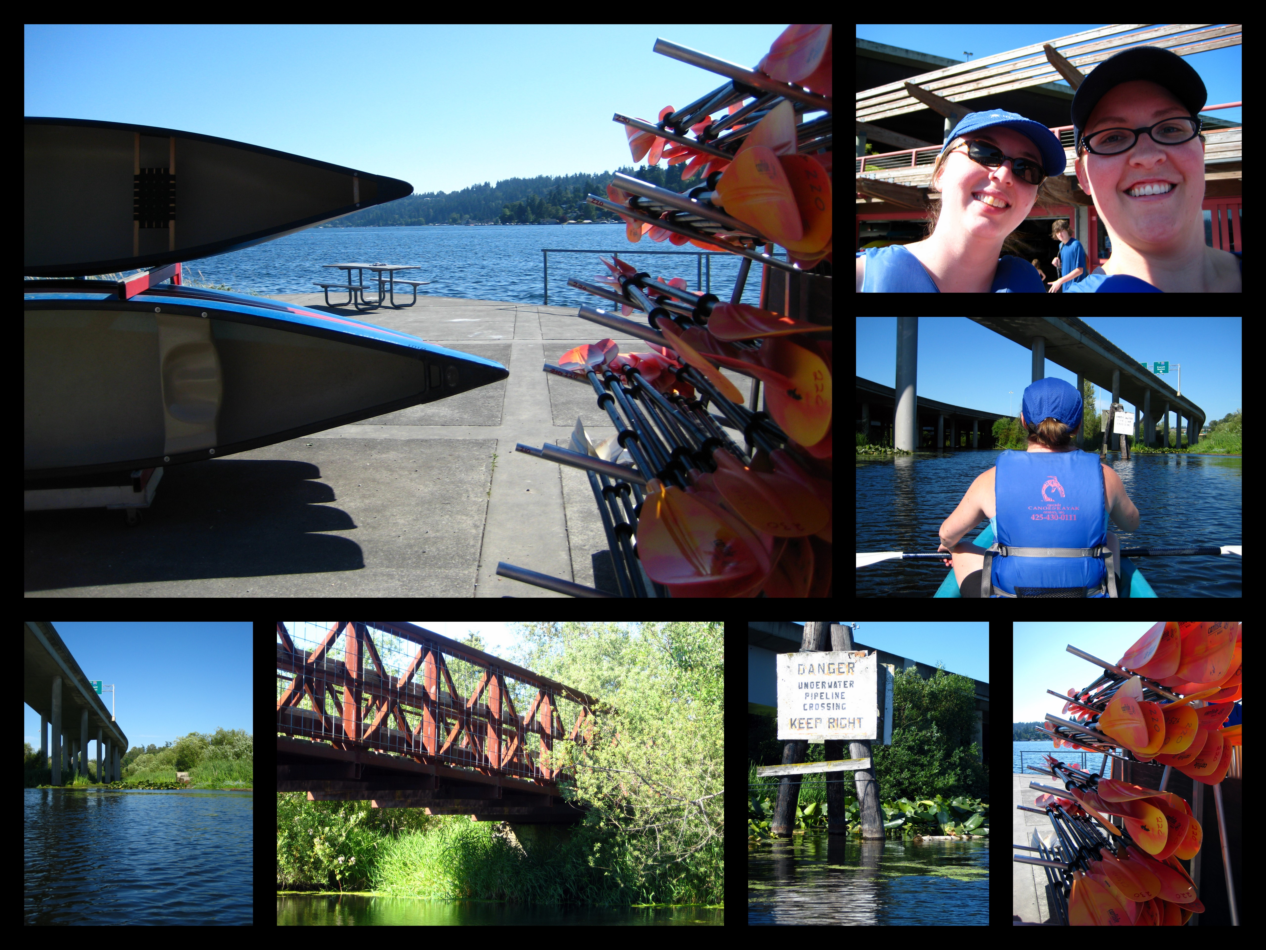 Kayak: Lake Union