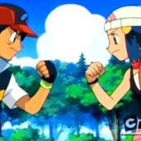 Dawn vs Ash