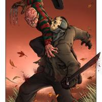 Jason Voorhees vs Freddy Krueger