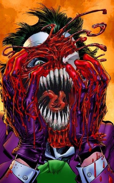 Carnage Vs Joker : carnage, joker, Carnage, Joker, DReager1.com