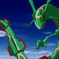 Rayquaza vs Ridley