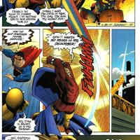 Superman vs Etrigan
