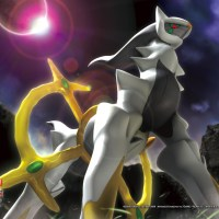 Lazerman vs Arceus