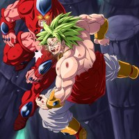 Hatchiyack vs Broly