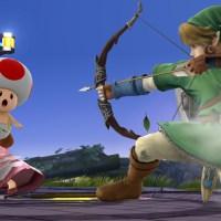 Peach vs Link