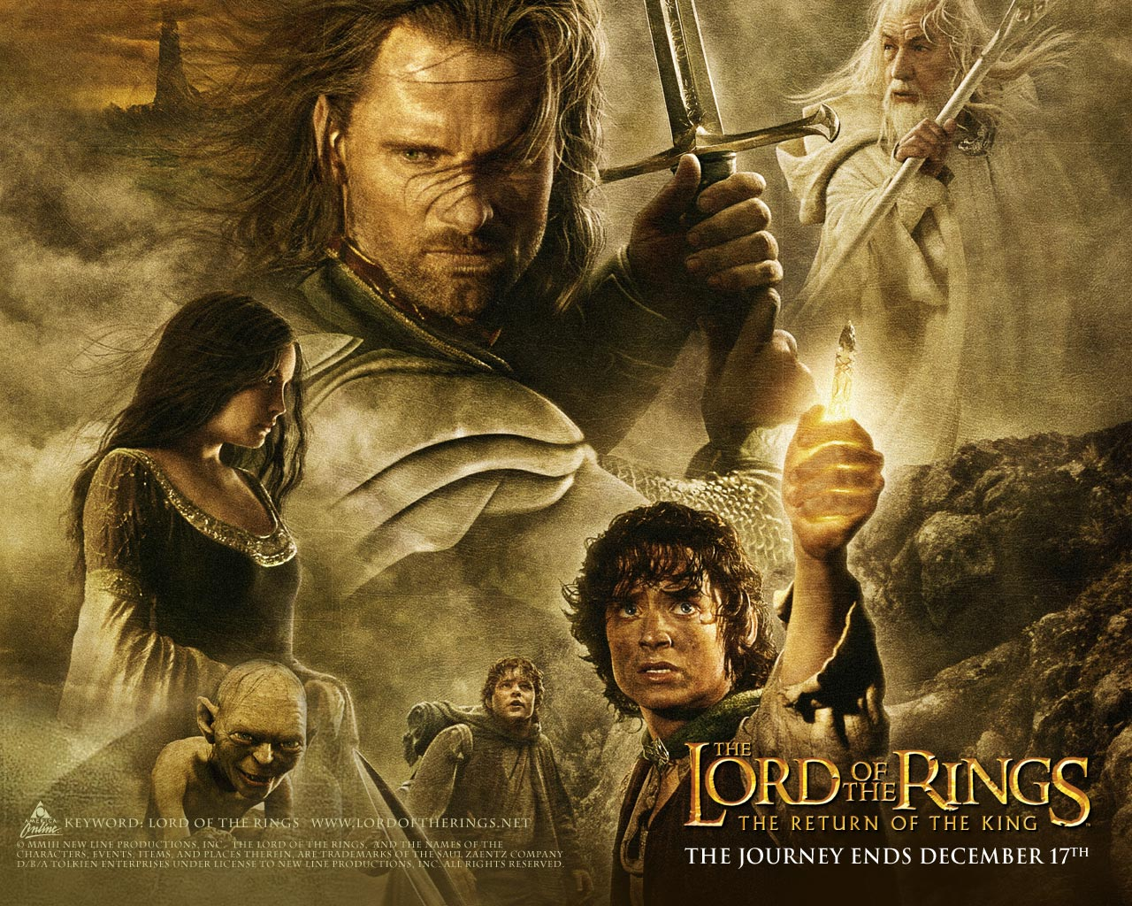The Lord Of The Rings The Return Of The King Review
