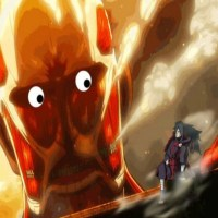 Colossal Titan vs Madara