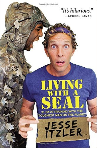 living with a seal jesse itzler Dre baldwin DreAllDay.com