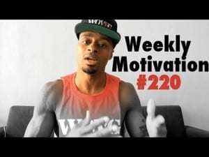 Weekly Motivation #220: Anxiety -- Stop Time Traveling! | Dre Baldwin