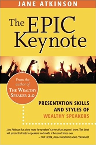 The Epic Keynote by Jane Atkinson (@janeatkinson) [Book Review]
