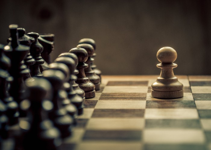 Chess, Life and Strategy: A Discussion