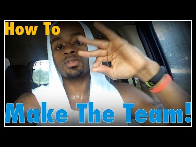 VIDEO: How To Make The Basketball Team: THE 3 Tips You Must Follow